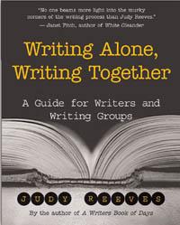 writing alone book 12074
